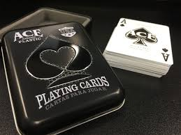 The Plastic Playing Cards Are More durable